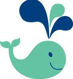Как да си ушием зелен кит?