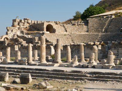 Одеонът в Ефес