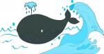 Защо китът има тясно гърло?
