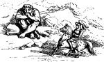 Дъйканбай и великаните