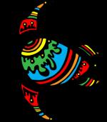 Костенурка и бухал