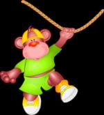 Как маймунката Мони стана музикант?