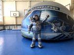 Космическо шоу за деца в Ямбол