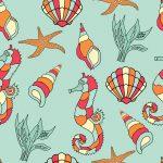 Морски кончета от глина