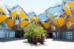Кубичните къщи в Ротердам